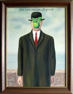 Ceci n'est pas un Magritte 1