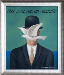 Ceci n'est pas un Magritte 2