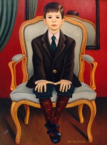 Portrait de Federico Smanio